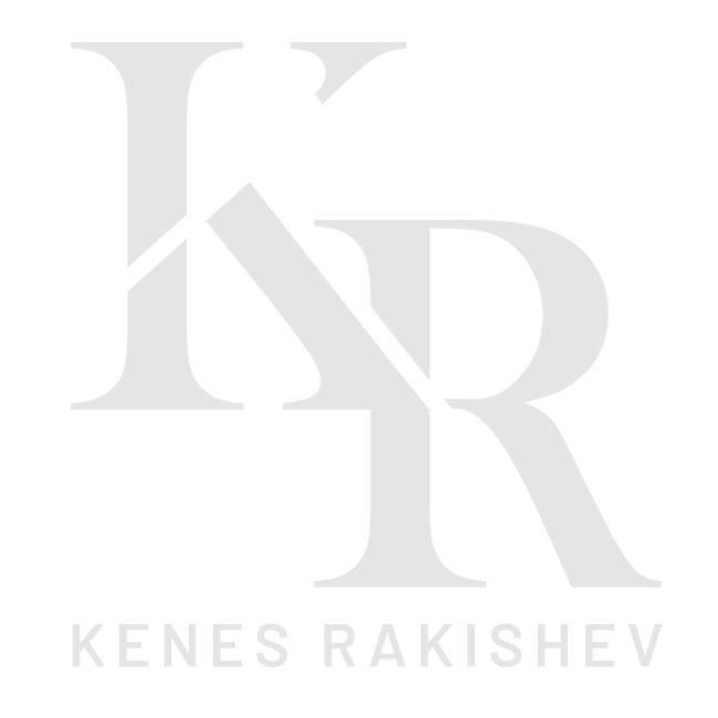 Kenes (Kenges) Rakishev Official Website