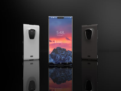 Sirin Labs of Switzerland is developing its Finney line of blockchain smartphones. Image Credit: Sirin Labs
